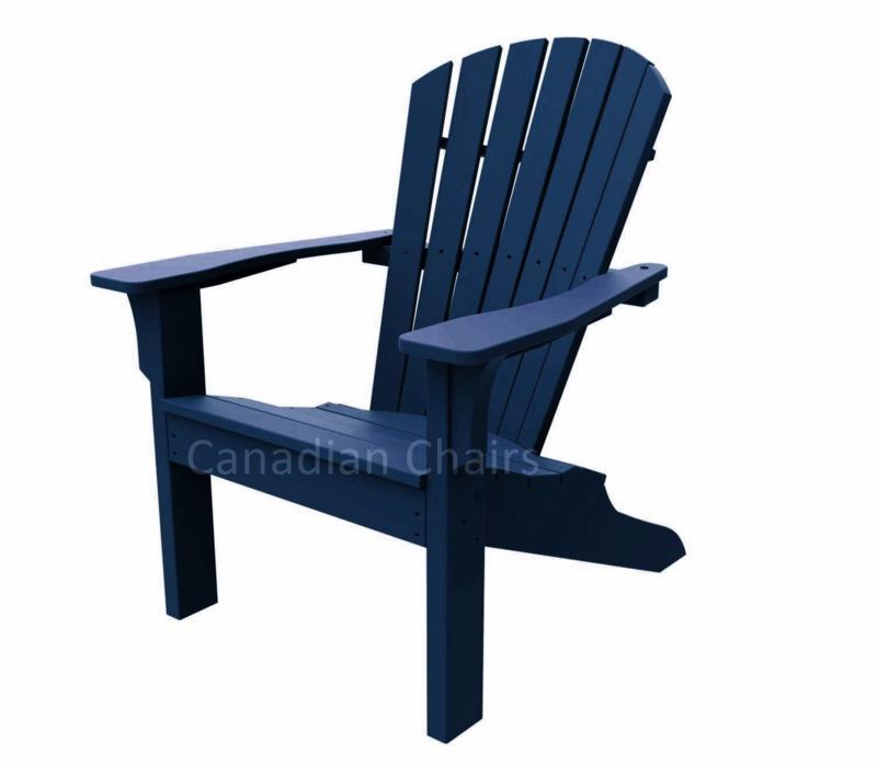 stol d ckstol adirondack chair seaside. Black Bedroom Furniture Sets. Home Design Ideas