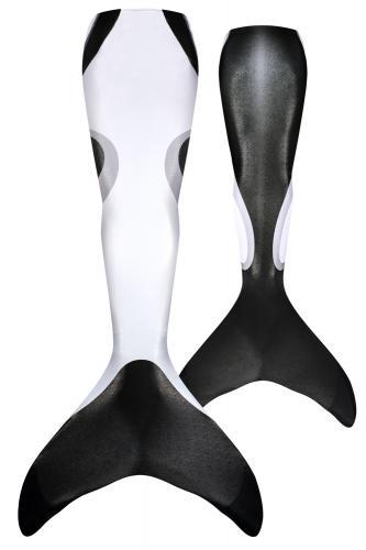 Sjöjungfrudräkt Orca för barn