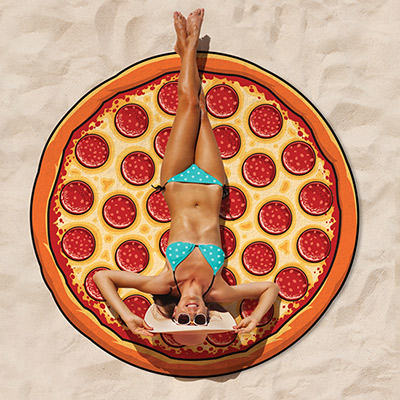 Beach towel - Pizza