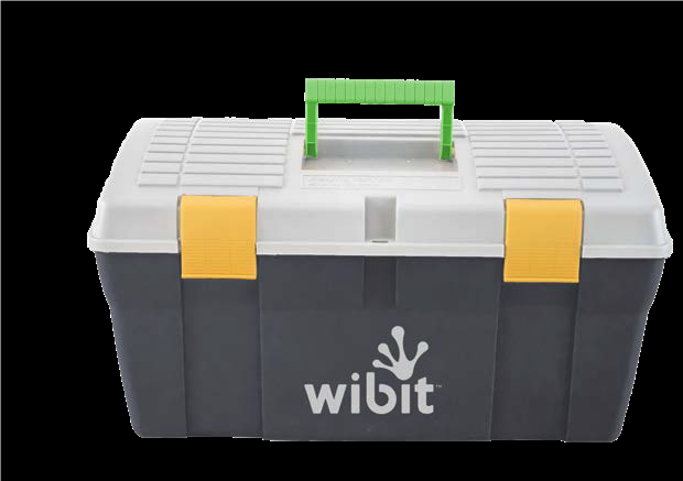 Wibit Repair Tool Box