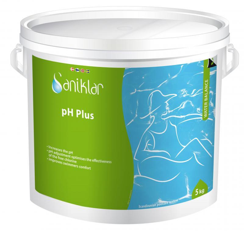 Saniklar. pH-Plus 5kg