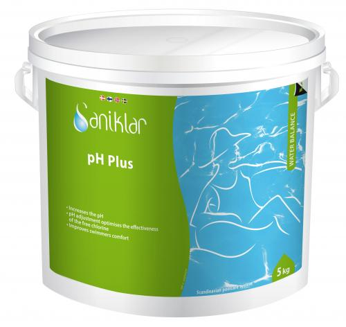 Poolkem. pH-Plus 5kg