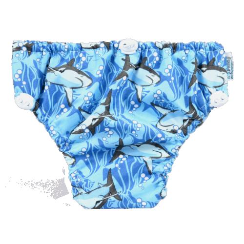 Baby Badbyxa Shark