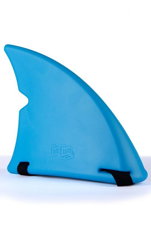 Shark Fin, Blå