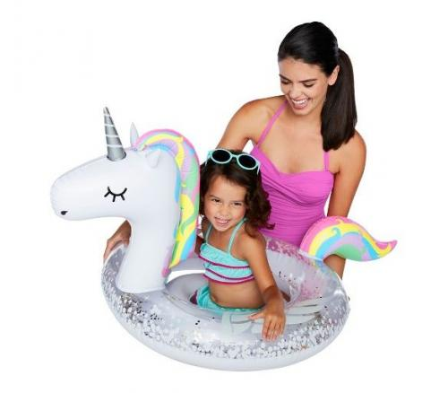 Swimming Ring Baby - Unicorn
