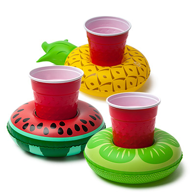 Cup Holder - Tropical Fruits