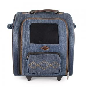 Miwo® Cocone Trolley Bag Denim