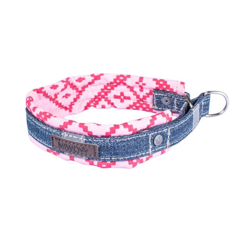 Miwo® Nomi Dog Collar Rose Print