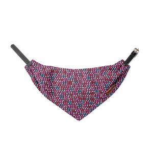 Miwo® Cori Purple Pearls Bandana