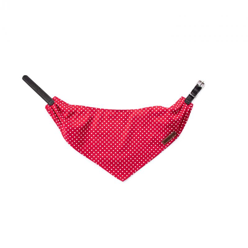 Miwo® Cori Mini Dots Red Bandana