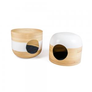 Miwo® Bobo Nest Kattkrypin i EKO Bambu