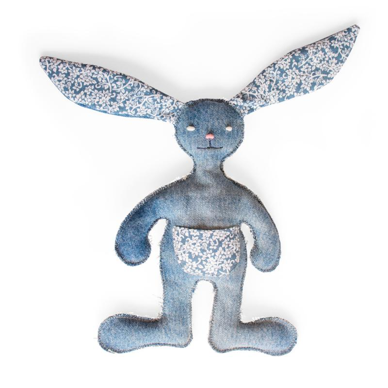 Miwo® Recykled Dog Toy Kalle Rabbit