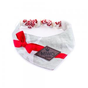 Miwo® Kila Christmas Light Scarf / Bandana