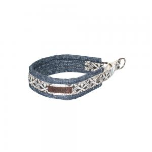 Miwo® Nomi Dog Collar Denim/Graphite