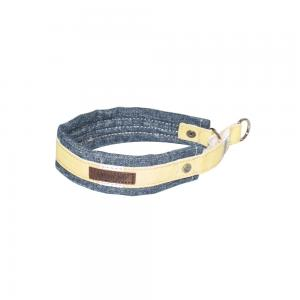 Miwo® Nomi Denim/Beans Dog Collar