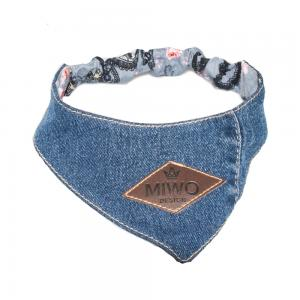 Miwo® Återbruk Denim Scarf