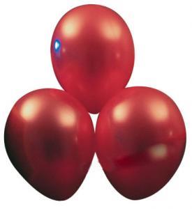 Ballong metallic rosa