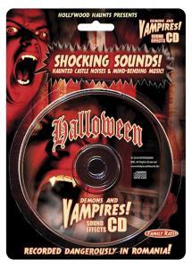 Cd skiva Demoner och Vampyrer