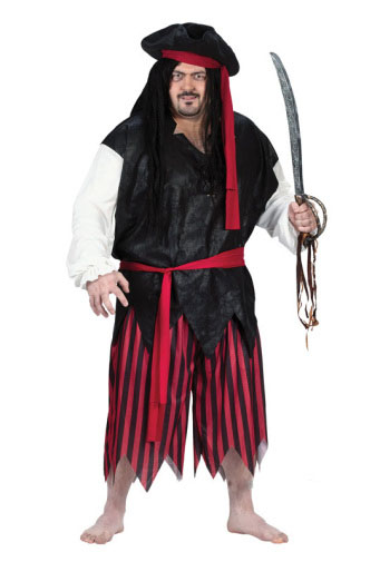 Pirat Herr XL