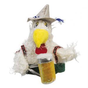 Tyroler hatt kul fågel