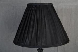 Lampskärm svart