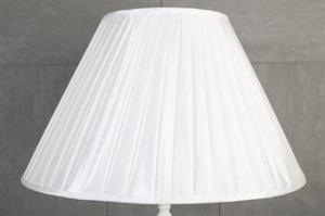 Lampskärm Vit