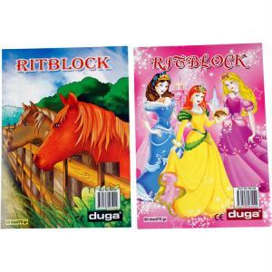Ritblock A4