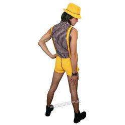 Ghunter shorts med hatt