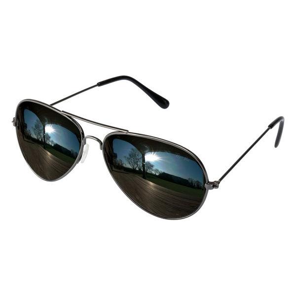 Pilotglasögon spegelglas