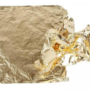 Slagmetall Guld, silver eller koppar