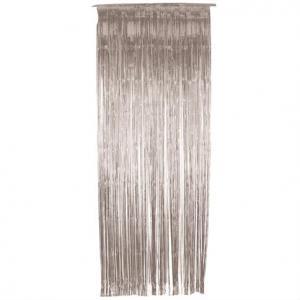 Dörrdraperi Silver 90x250cm