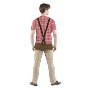 Tyroler tröja med tryck Stl: S