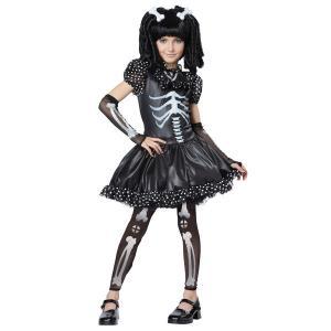 Skelettklänning Tonåring