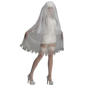 Maskeraddräkt Spöke Kortklänning Vuxen