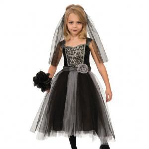 Brudklänning Gotisk Flicka