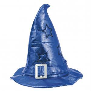 Trollkarlshatt Blå
