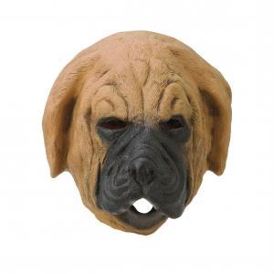Latexmask Hund