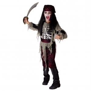 Maskeraddräkt Piratspöke