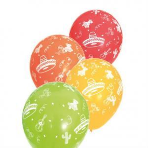 Ballonger Mexikan Tema