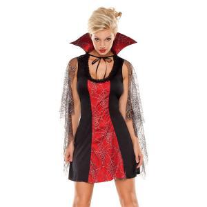 Vampyr klänning Kort