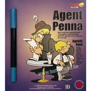 Skämtartikel Agentpenna