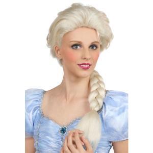 Peruk Blond Elsa