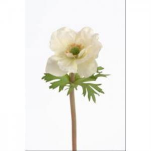 Anemone Vit Konstväxt