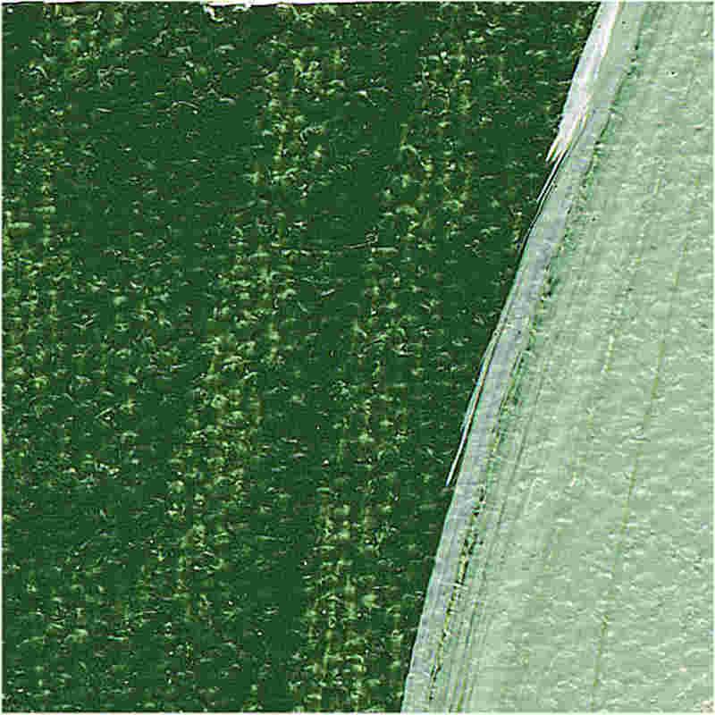 Akrylfärg Schmincke Löv Grön 500ml