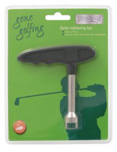 Golf Spike spännare nyckel
