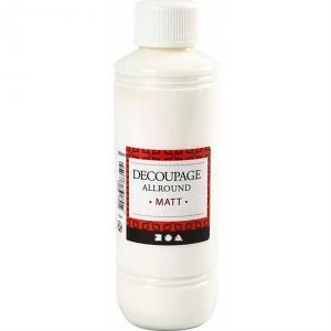 Decoupagelack Matt 250ml