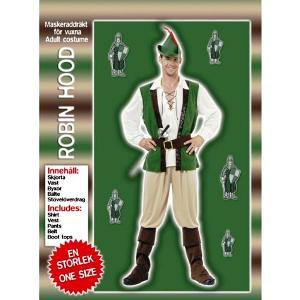 Maskeraddräkt Robin Hood