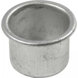 Metallinsats för rustikljus