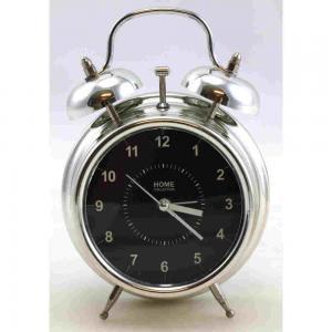Väckarklocka Bell silver