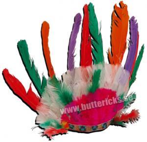 Indian skrud för hövdingar